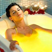 Показания к применению скипидарных ванн