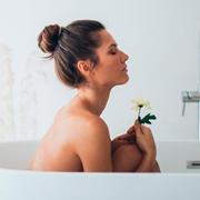 Скипидарная ванна для женщин